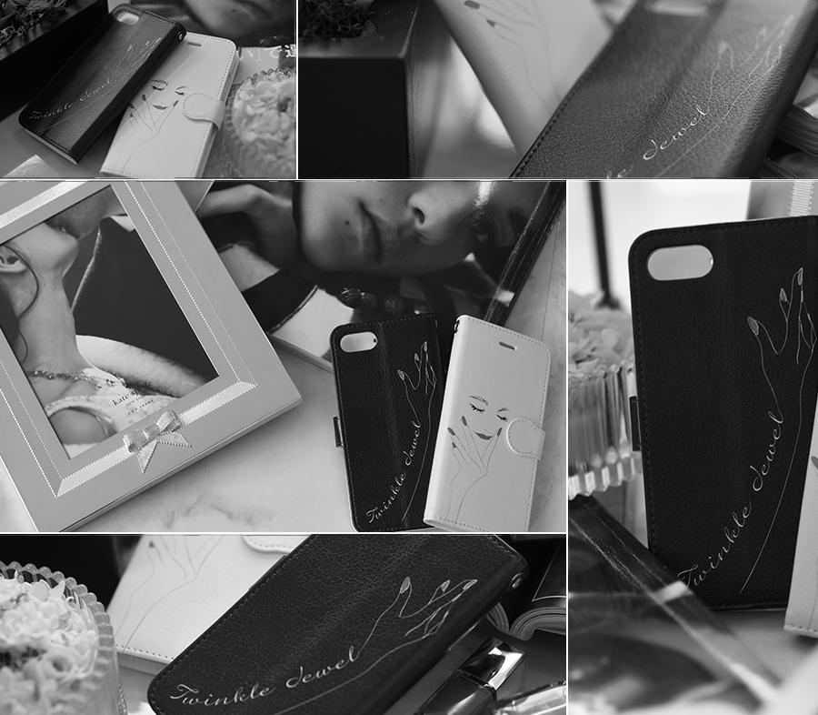 iPhone hard case bk